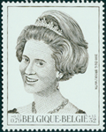 Belgien - Dronninger - Dronning Fabiola