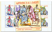Vatican - Christmas 2012 - Mint booklet