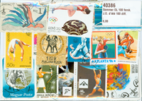 100 different Summer Olympics