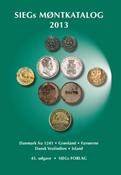Sieg Danmark møntkatalog 2013