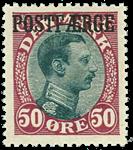 Danmark 1919-21 - AFA nr.3 - Ubrugt