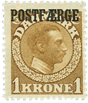 Danmark 1919-21 - AFA nr.4 - Ubrugt
