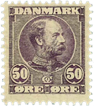 Danmark 1904 - AFA nr.50 - Ubrugt