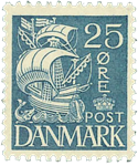 Danmark 1933 - AFA nr. 205 - Postfrisk