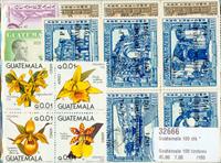 Guatemala 100 stk.