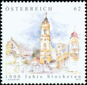 Austria - 1000 years Stockerau - Mint stamp