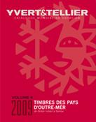 Yvert VII Overseas O-S 2008