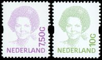 Netherlands - NVPH 1581-1582 - Mint