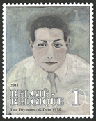 Belgium - Luc Tuymans(1) * - Mint