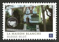 Belgium - La Maison Blanche(1) * - Mint
