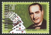 Ungarn - Gács Rezsó - Postfrisk frimærke