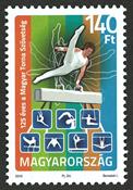 Hungary 125Y Torna Szövetség(1) * - Mint