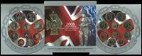 England - Møntsæt 2006