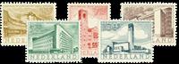 Netherlands 1955 - NVPH 655-659 - Mint