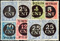 Netherlands - P61-P64 + P65-P68 - Cancelled