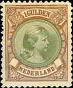 Netherlands - NVPH 46 - Unused