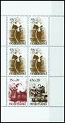 Netherlands 1974 - NVPH 1063 - Mint - Block Kinderzegels