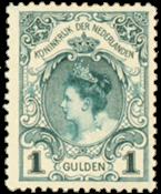 Netherlands 1898 - NVPH 49 - Unused