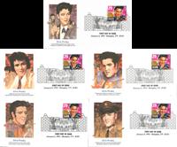 Elvis Presley ensipäivänkuoria