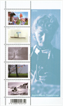 Belgien - Fotokunst - Postfrisk miniark