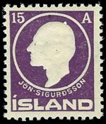Iceland 1911 - AFA no. 67 - Mint
