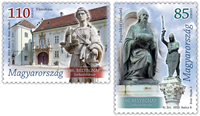 Hungary - Day of Stamp - Mint set 2v