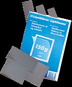 Leuchtturm klemstroken 150 gram transparant