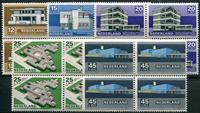 Nederland - Zomerzegels 1969  in blokken van 4 (nr. 920-924, postfris)