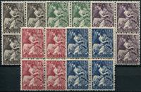 Netherlands 1946 - NVPH 449-453 - Mint