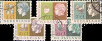 Netherlands 1953 - NVPH 612-616 - Cancelled