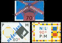 Netherlands - NVPH 1595-1597 - Mint