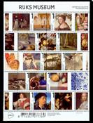 Holland - Rijksmuseum - Postfrisk ark