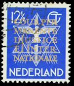 Nederland - Nr. D12 - Gebruikt
