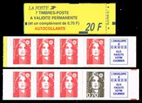 France - booklet YT 1504