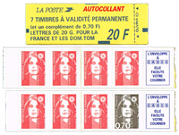 France - booklet YT 1503