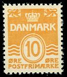 Danmark 1933 - AFA nr.202 - postfrisk