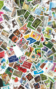 France - Stamp packet 2003-13 - 500 stamps