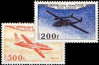 France 1954 - YT PA31-32 - Mint