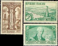 France - YT 301-302 - Mint