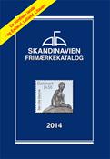 AFA Skandinavien frimærkekatalog 2014