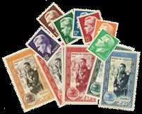 Monaco årgang 1950 postfrisk