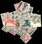 Monaco year 1956 mint
