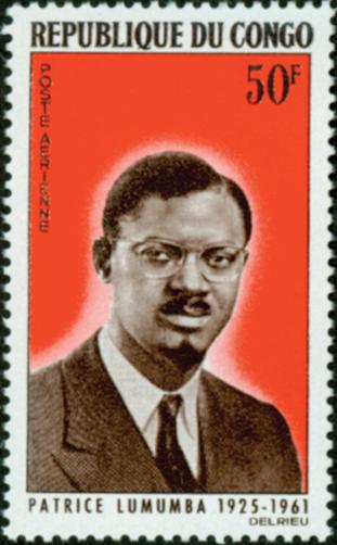 Congo postfrisk frimærke
