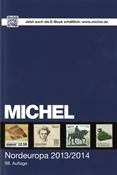 Michel frimærkekatalog - Nordeuropa 2013/14
