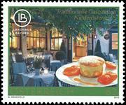Østrig - Landhaus Bacher - Postfrisk frimærke