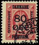 Danmark 1915 - AFA nr.83 - Stemplet