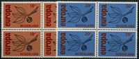 Netherlands 1965 - NVPH 847-848 - Mint - 4 block