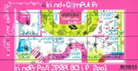 Nederland - Kinderzegels 2001