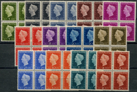 Netherlands - NVPH 474-486 - Mint