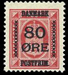 Danmark 1915 - AFA nr.83 - Postfrisk